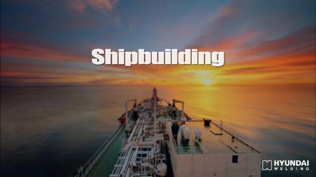 Shipbuilding Introduzione