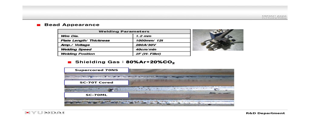 METALCORED test report (different gas)_Pagina_08